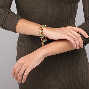 KIANA bracelet 3 rangs