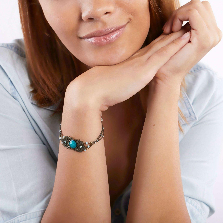 ALYCE bracelet 3 rangs