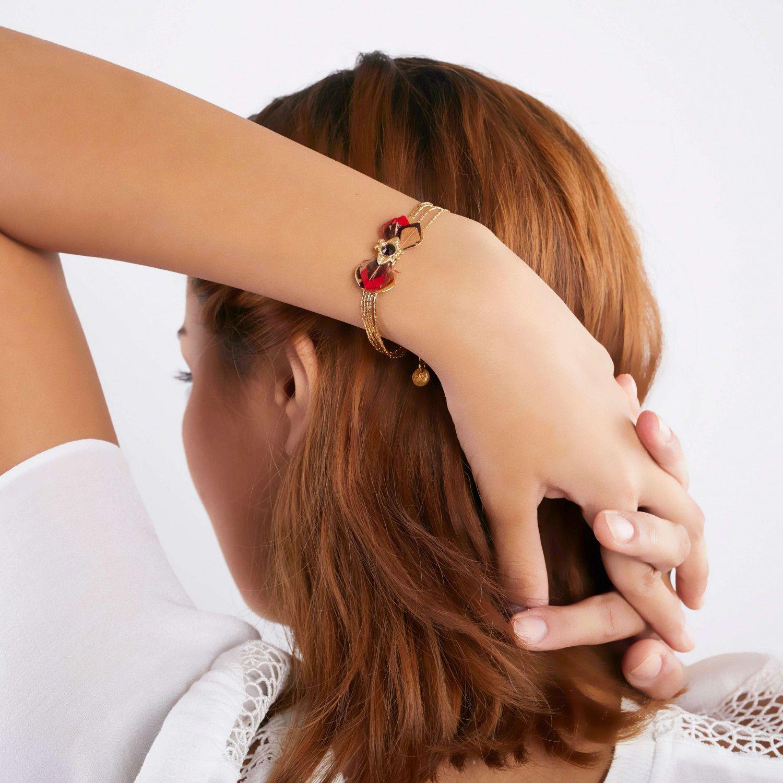 LYS bracelet 5 chaUnes