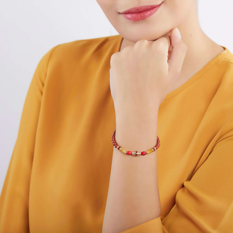 WANDA bracelet extensible fin