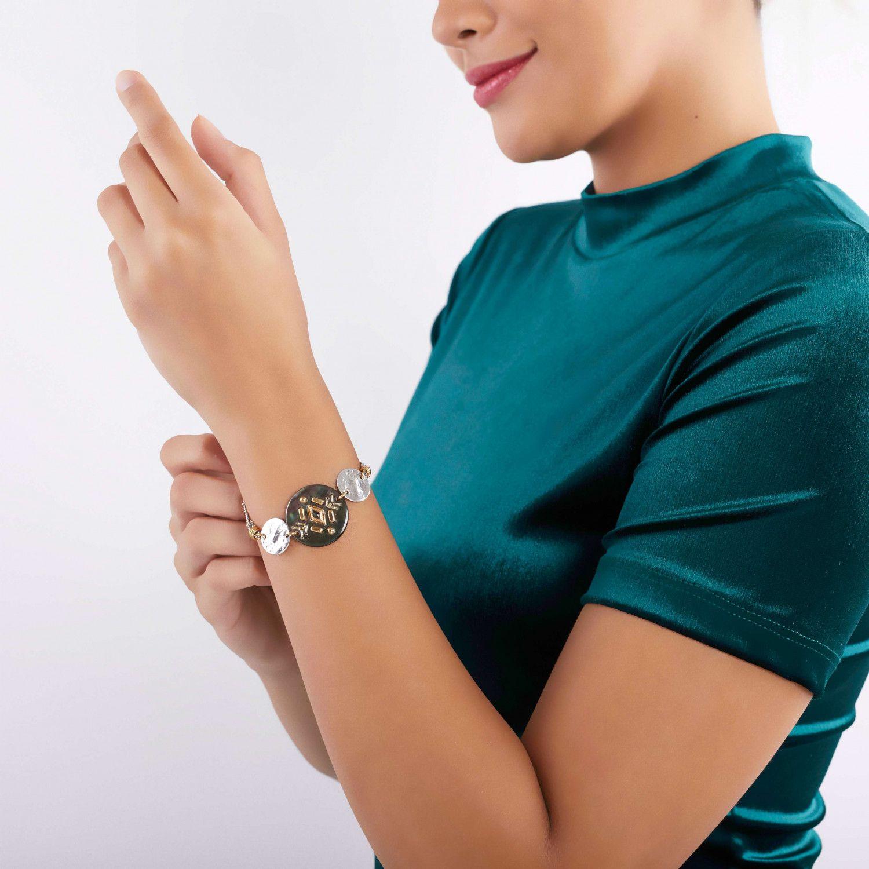SARAH bracelet 3 disques