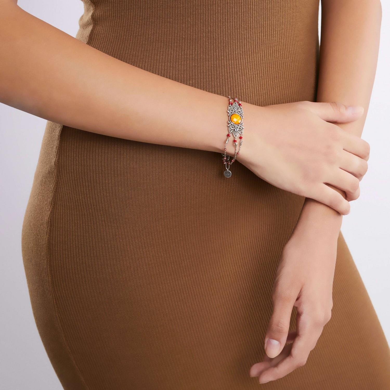 CANDYCE bracelet 3 rangs