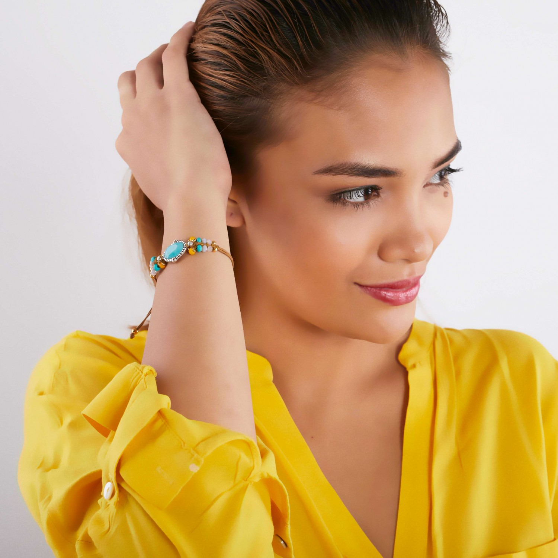 ELYNE bracelet macramé