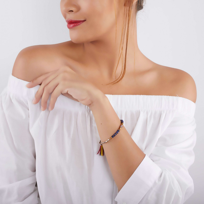PALOMA bracelet extensible lapis