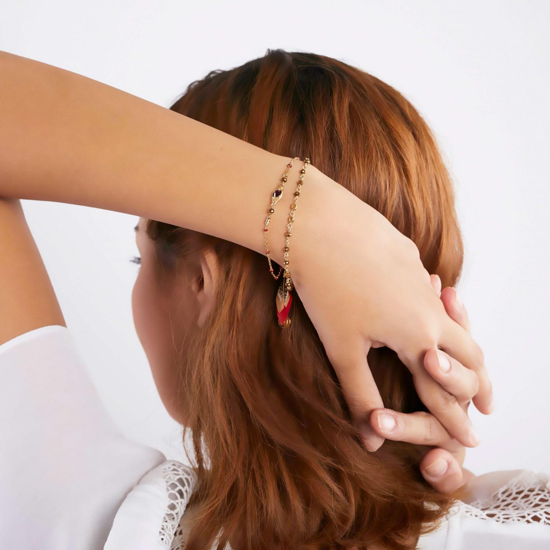 LYS bracelet 2 tours