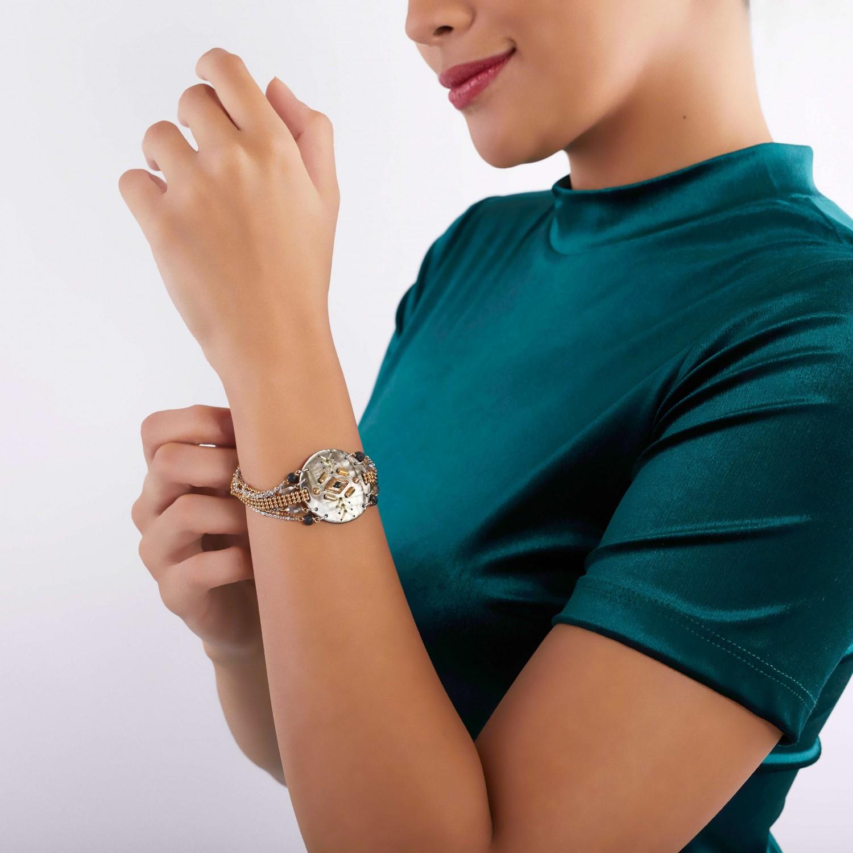 SARAH bracelet multichaines