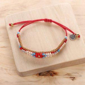 APONI bracelet chaine macramé