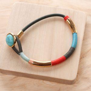 DINKA bracelet bouton