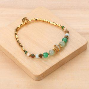 DONNA bracelet extensible doré