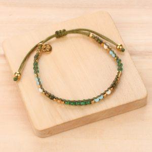 DONNA bracelet macramé