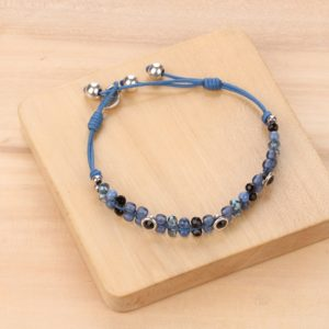 LISA bracelet perles tissées