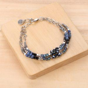 LISA bracelet 3 rangs