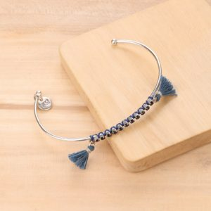 LISA bracelet jonc strass