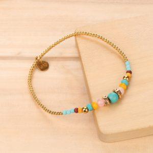 MIA bracelet extensible fin