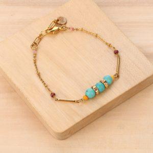 MIA bracelet 3 perles