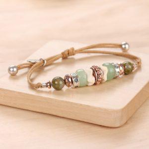 KAREN bracelet macramé