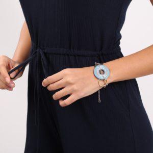 AXELLE bracelet multi disques
