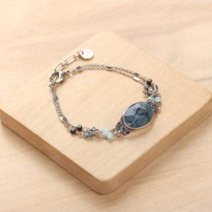 MARLENE bracelet 2 rangs