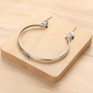 MARLENE bracelet jonc strass