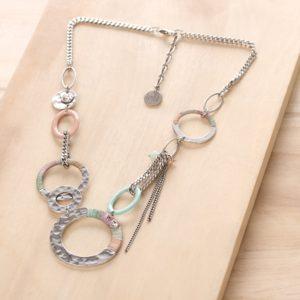 LOLA collier multi anneaux