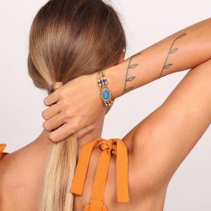 CASSY bracelet 3 rangs