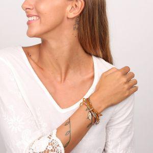 JOYCE bracelet extensible multirangs