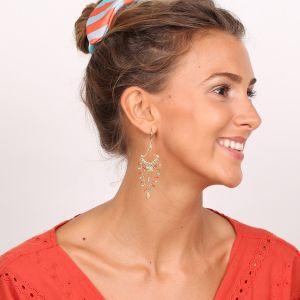 TINA BO crochets «chandelier»