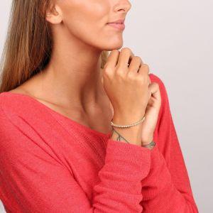 ANNA bracelet jonc strassé