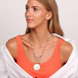 LIANE collier pendentif