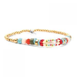 TINA bracelet extensible caurie