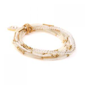 ANNA bracelet extensible multi-rangs