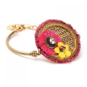 BABETTE bracelet semi-rigide