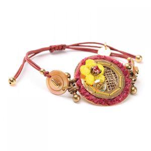 BABETTE bracelet macramé