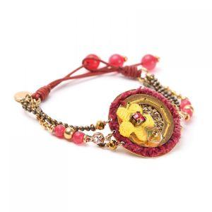 BABETTE bracelet 3 rangs