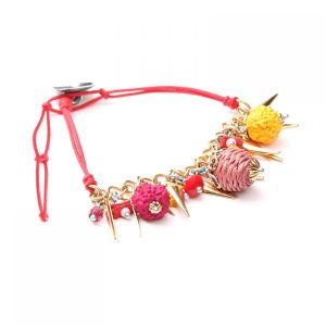 MELANIE bracelet fermoir bouton