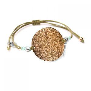 LIANE bracelet macramé