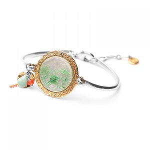 LIANE bracelet semi rigide