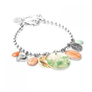 LIANE bracelet multi pampilles