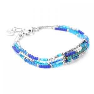 ALEXANE bracelet 3 rangs