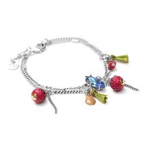 ABBY bracelet multipampilles