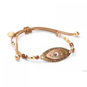 JOYCE bracelet macramé