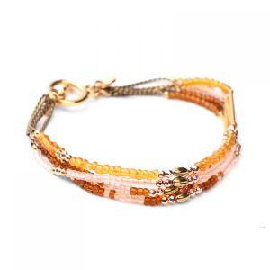 JOYCE bracelet 5 rangs