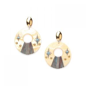 LAUREN boucles d'oreilles medium