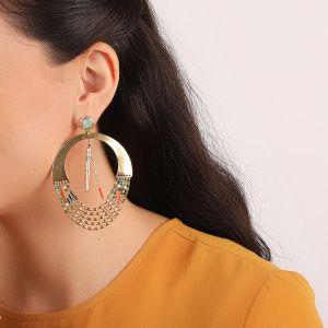 EMMA boucles d'oreiles grand modèle