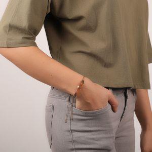 CLARA bracelet rigide cristal