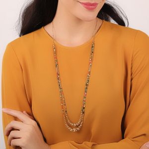 EMMA collier long