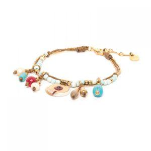 ANGELE bracelet pampilles