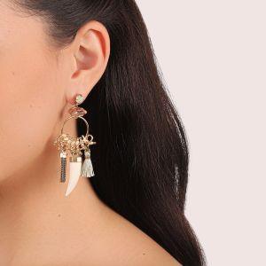 CAMILLE boucles d'oreilles gitanes