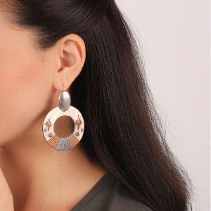 DANNIE boucles d'oreilles grand modèle