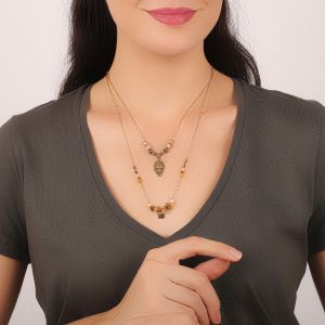 AMANDINE 2 in 1 necklace